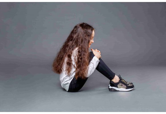 Обувь на физкультуру для ребенка.