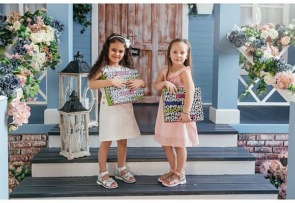 Новое поступление невероятной летней коллекции детской обуви   Kinder Moda