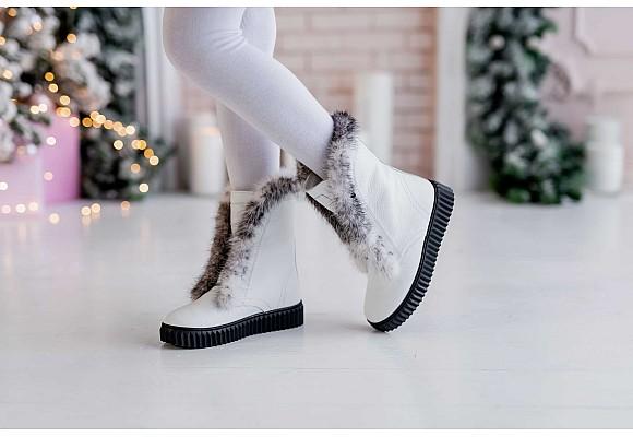 Что сделать, чтобы детская зимняя обувь не скользила?