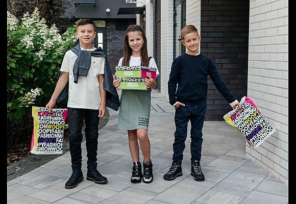 Демисезонная детская обувь: актуальные новинки от Woopy. | Kinder Moda