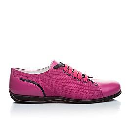 Детские туфли Woopy Orthopedic розовый для девочек натуральная кожа размер - (1366) Фото 4