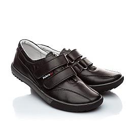 Детские туфли Palaris черные для мальчиков натуральная кожа размер 27-27 (1390) Фото 1