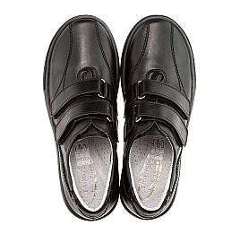 Детские туфли Palaris черные для мальчиков натуральная кожа размер 27-27 (1390) Фото 2
