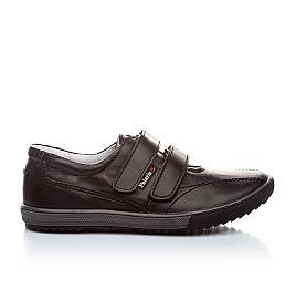 Детские туфли Palaris черные для мальчиков натуральная кожа размер 27-27 (1390) Фото 3