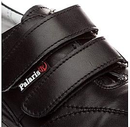 Детские туфли Palaris черные для мальчиков натуральная кожа размер 27-27 (1390) Фото 4