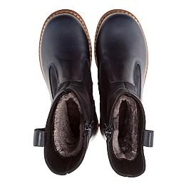 Зимняя обувь Зимние сапожки на меху 1554
