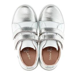 Детские туфли Palaris белый для девочек натуральная кожа размер - (1745) Фото 2