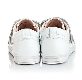 Детские туфли Palaris белый для девочек натуральная кожа размер - (1745) Фото 3