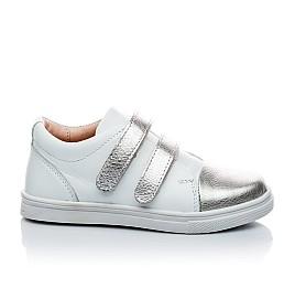 Детские туфли Palaris белый для девочек натуральная кожа размер - (1745) Фото 4