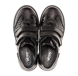 Детские туфли Woopy Orthopedic черный для девочек натуральная кожа размер - (1867) Фото 2