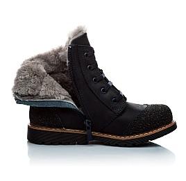 Для девочек Зимние ботинки на меху 2006