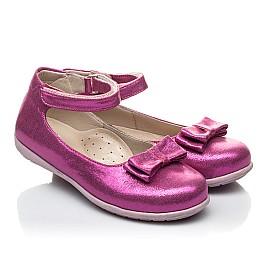Детские туфлі Woopy Orthopedic розовые для девочек современный текстиль размер 21-21 (2046) Фото 1