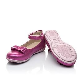 Детские туфлі Woopy Orthopedic розовые для девочек современный текстиль размер 21-21 (2046) Фото 2