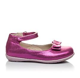 Детские туфлі Woopy Orthopedic розовые для девочек современный текстиль размер 21-21 (2046) Фото 4