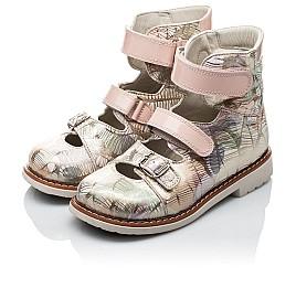 Для девочек Ортопедические туфли (с высоким берцем) 2138