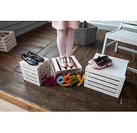 Детские туфлі Woopy Orthopedic синие для девочек натуральная кожа размер 26-26 (2263) Фото 7