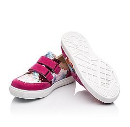 Детские кеды Woopy Orthopedic розовые для девочек современный искусственный материал размер - (2266) Фото 2