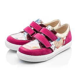 Детские кеды Woopy Orthopedic розовые для девочек современный искусственный материал размер - (2266) Фото 3