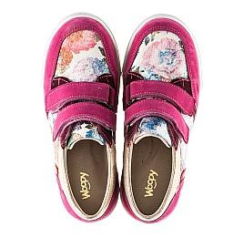 Детские кеды Woopy Orthopedic розовые для девочек современный искусственный материал размер - (2266) Фото 5