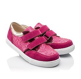 Детские кеды Woopy Orthopedic розовые для девочек современный искусственный материал размер - (2267) Фото 1