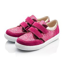 Детские кеды Woopy Orthopedic розовые для девочек современный искусственный материал размер - (2267) Фото 3