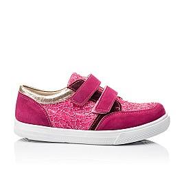 Детские кеды Woopy Orthopedic розовые для девочек современный искусственный материал размер - (2267) Фото 4