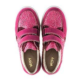 Детские кеды Woopy Orthopedic розовые для девочек современный искусственный материал размер - (2267) Фото 5