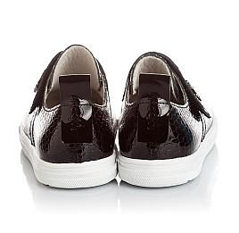 Детские туфли Woopy Orthopedic черный для девочек натуральная лаковая кожа размер - (2296) Фото 4