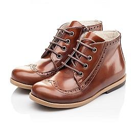 Для девочек Демисезонные ботинки (подкладка кожа) 3008