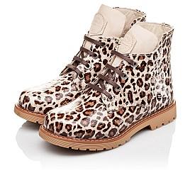 Для девочек Демисезонные ботинки 3142