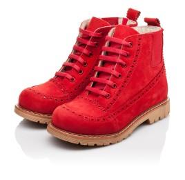 Для девочек Демисезонные ботинки  3178