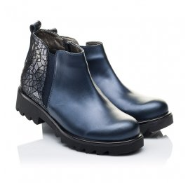 Для девочек Демисезонные ботинки  3253