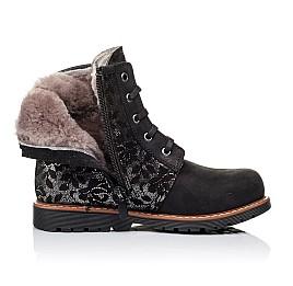 Для девочек Зимние ботинки на меху 3272