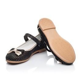 Детские туфли Woopy Orthopedic черные для девочек современный искусственный материал размер 28-28 (3306) Фото 2