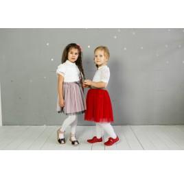 Детские туфли ортопедические Woopy Orthopedic розовые для девочек натуральная кожа размер 21-21 (3377) Фото 6