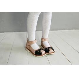 Детские туфли ортопедические Woopy Orthopedic розовые для девочек натуральная кожа размер 21-21 (3377) Фото 7