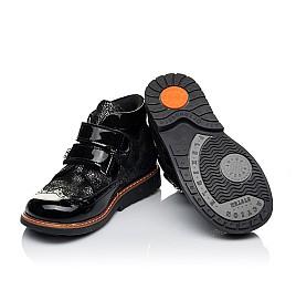 Для девочек Демисезонные ботинки  3401