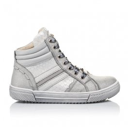 Для девочек Демисезонные ботинки (внутри кожа) 3432