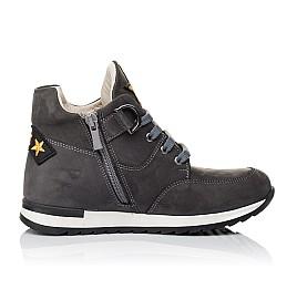 Для девочек Демисезонные ботинки (подкладка кожа) 3466
