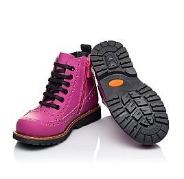 Для девочек Демисезонные ботинки  3481