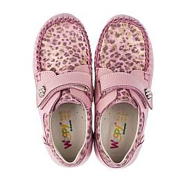 dbb992433775dd Детские мокасини Woopy Orthopedic розовые для девочек натуральная кожа  размер - (3517) Фото 5