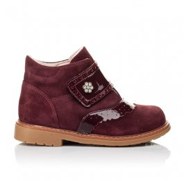 Для девочек Демисезонные ботинки 3541
