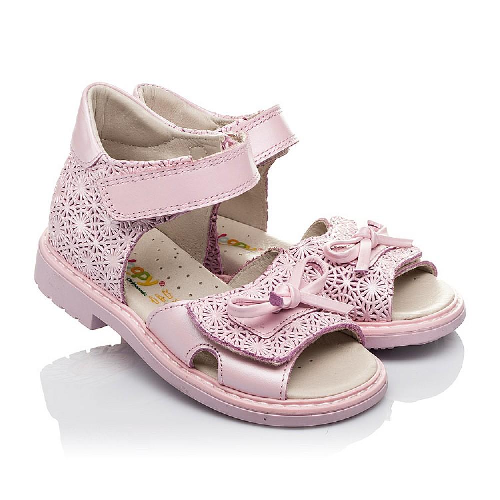 0d419bc7278e57 Tap to expand · Детские ортопедичні босоніжки Woopy Orthopedic рожеві для  ...