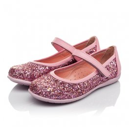 Детские туфли Woopy Orthopedic розовые для девочек современный искусственный материал размер 27-27 (3746) Фото 3