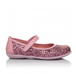 Детские туфли Woopy Orthopedic розовые для девочек современный искусственный материал размер 27-27 (3746) Фото 4