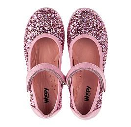Детские туфли Woopy Orthopedic розовые для девочек современный искусственный материал размер 27-27 (3746) Фото 5