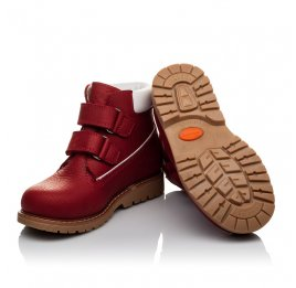 Для девочек Демисезонные ботинки  3790