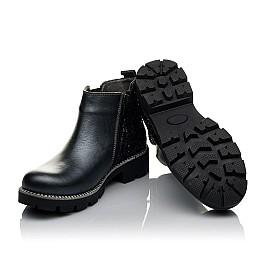 Для девочек Демисезонные ботинки  3791