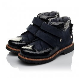 Для девочек Демисезонные ботинки  3793
