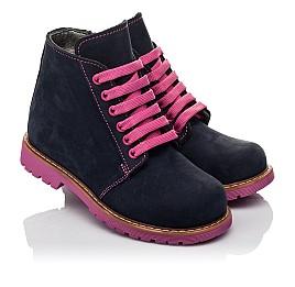 Для девочек Демисезонные ботинки  3812